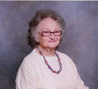 Ruth Melton  Styes