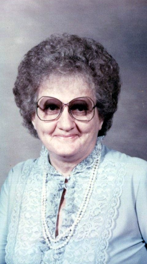 "Winona ""Bill"" Irene  McKnight"