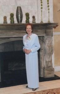 Mrs. Ruth Jacqueline  McCants