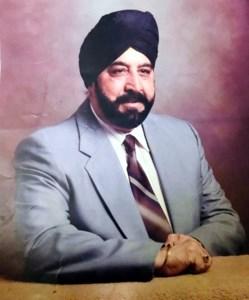 Tarlok Singh  Gill