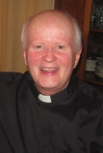 Fr. John Malcolm  HALL, S.J.