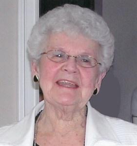 Inez Eileen  Cliffe
