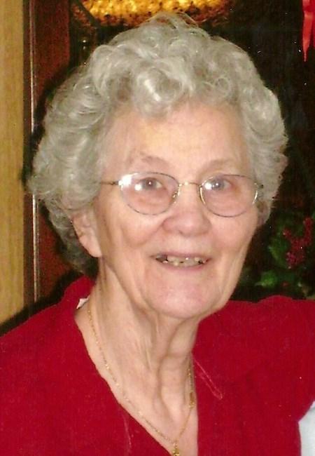 Obituary Of Mrs Virginia Dare Lippard Kinley