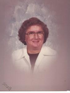 Clara Astin  Chambers