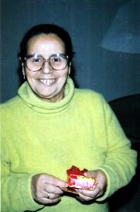 Maria Divina  Castro Mato