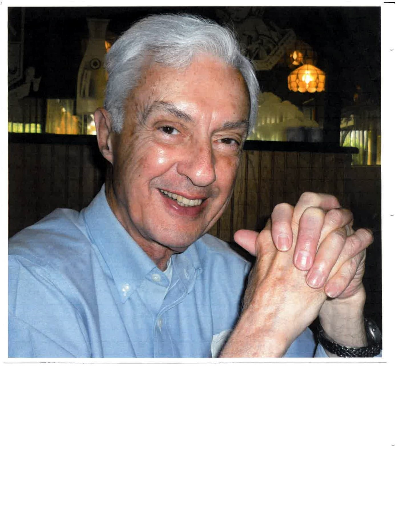 George Paul  Haburay Jr.