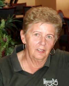 Patricia Evelyn  Bratyna