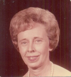 Alice Virginia  Farrell