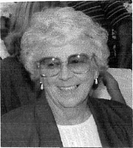 Grace Bessie  Mason