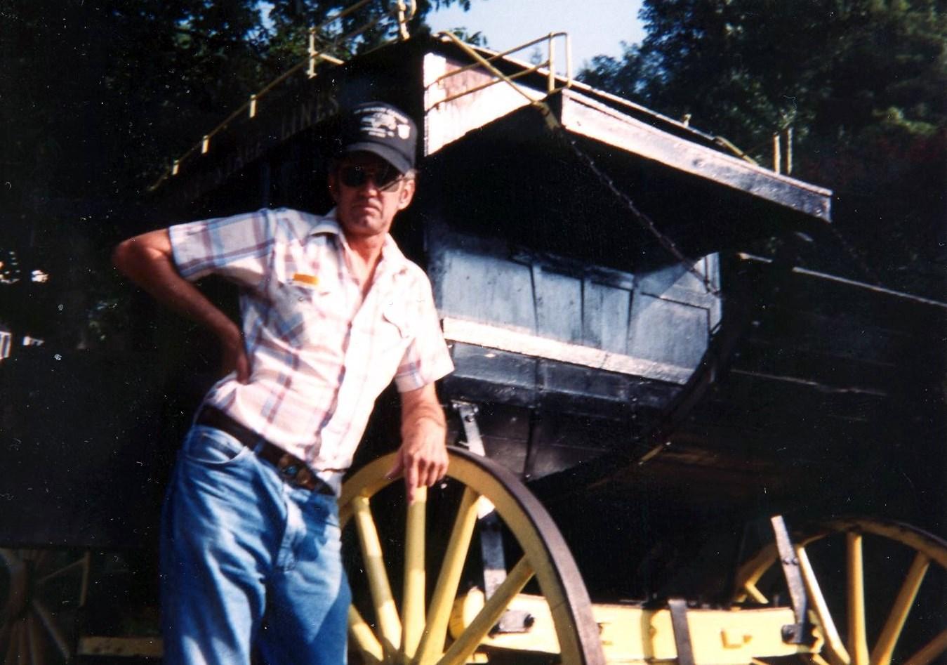 Preston Garnett  Page