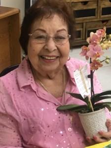 Maria  de la Luz  Gutierrez