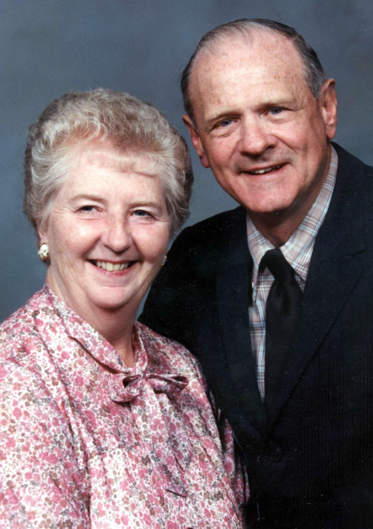 William & Charlene   Lorencen