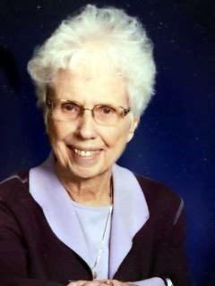 Ruth Ingrid  Winkle