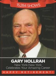 Gary John  Hollrah