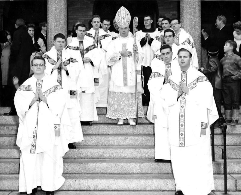 Fr  Bartholomew Minson, O F M  Cap  Obituary - Yonkers, NY