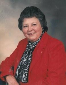 Jane Victoria  Ferguson