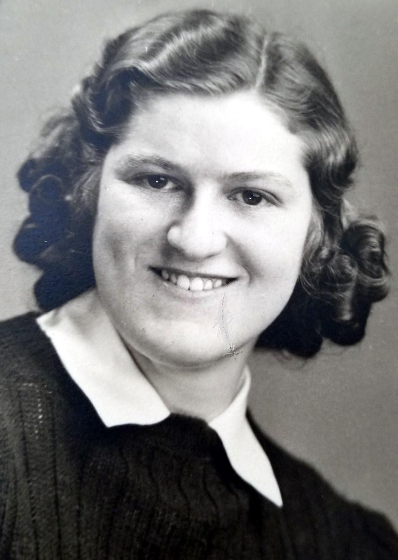 Harriet F.  Rayburn