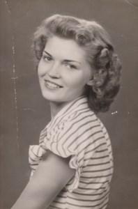 Betty Jean  Burns