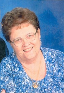 Betty Ann  Hartung