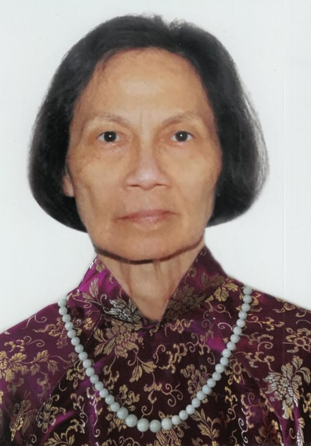 Obituary of Chi Huyen Ton Nu Da Tien