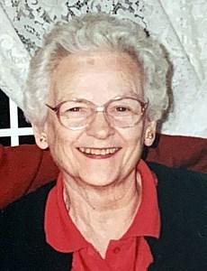 Mary Angela  Brown