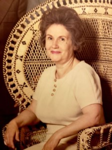 Miriam Gladys  Valentine