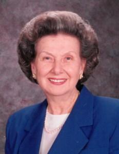 Marjorie Faucett  Patterson