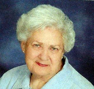 Peggy Tate  Bush