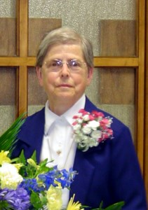 Sr. Mary Esther  Gerbermann