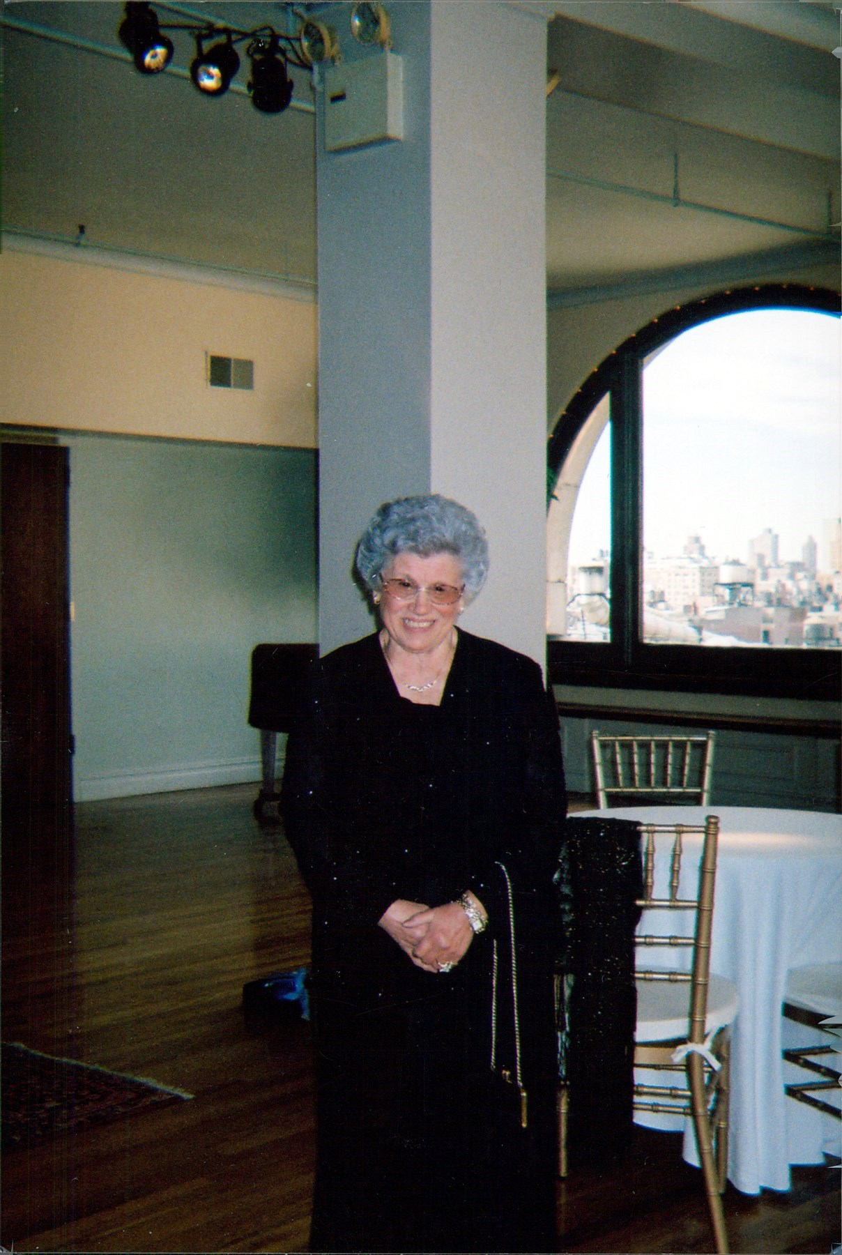 Mrs. Maria  Mancini