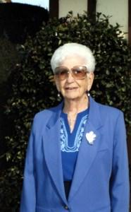 Frances E  Mansell