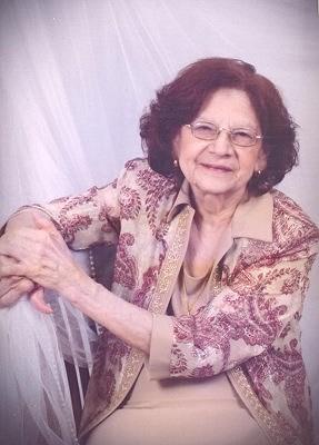 Bertha Cavazos