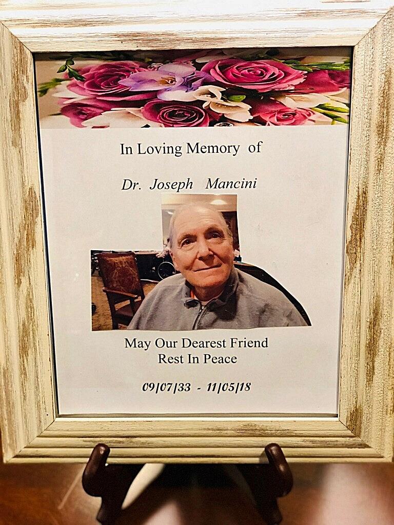 Dr. Joseph Louis  Mancini M.D.