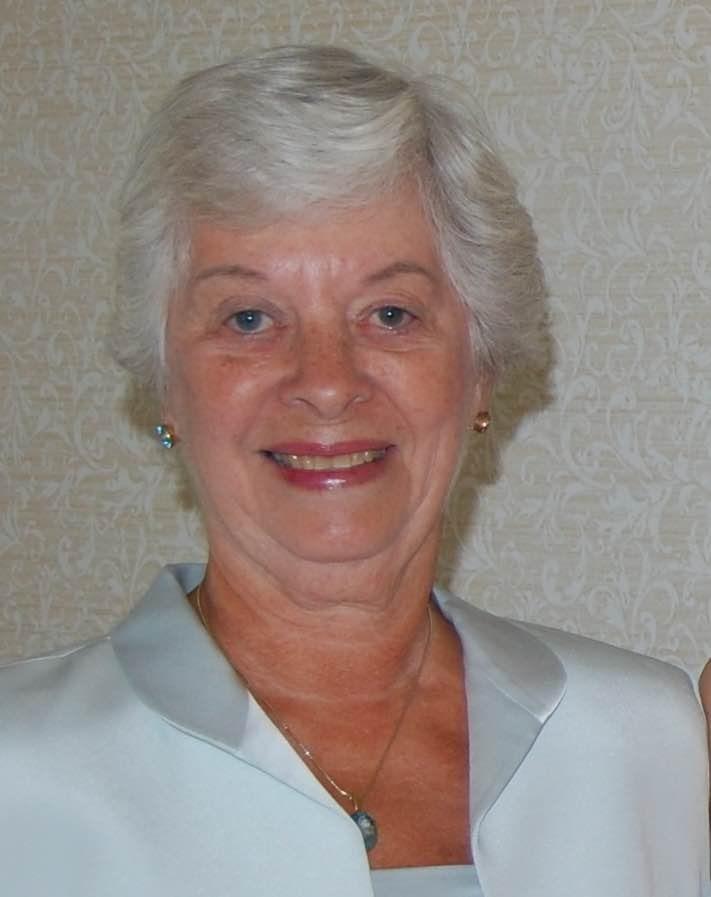Joan A. Brouillette  Weber