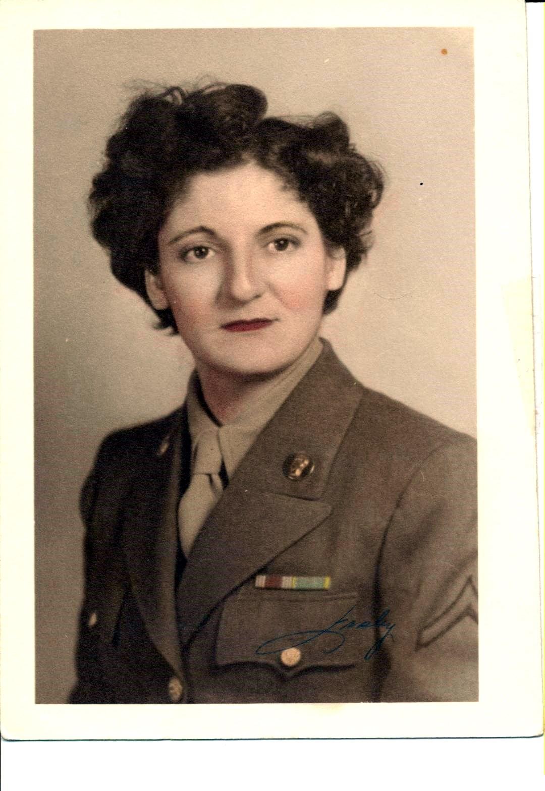 Prudenza Selvaggio Morrison (MAJ., U.S. Army, Retired) Obituary ...