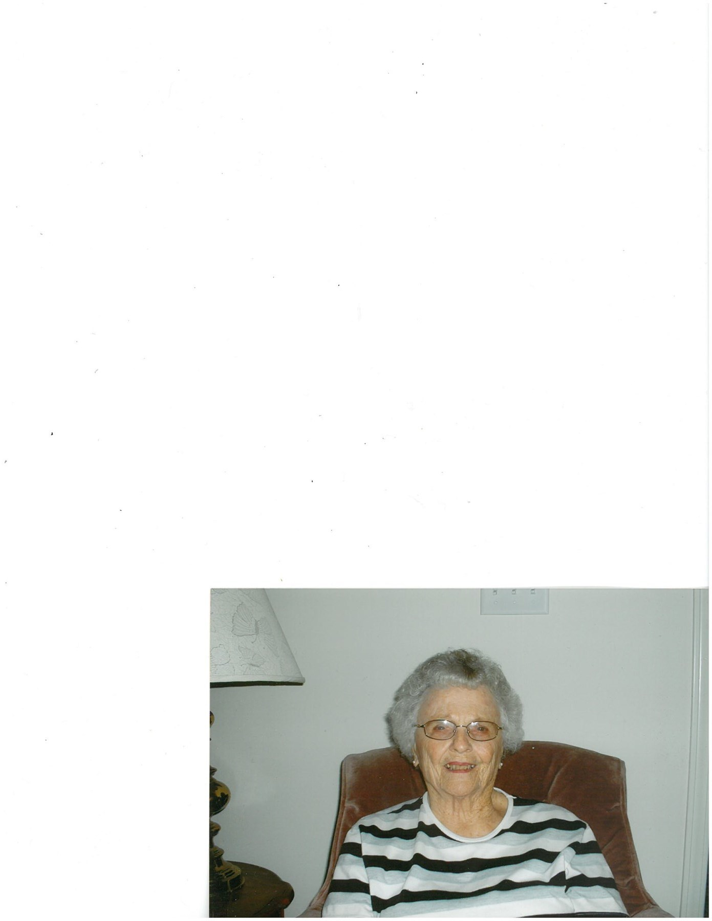 Maxine Olive  Cavinder
