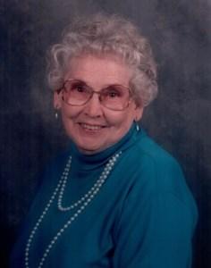 Doris Martha  (Hale) Moyers