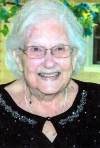 Janet English  McCrorie