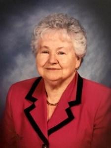 Mary Ruth  Burke
