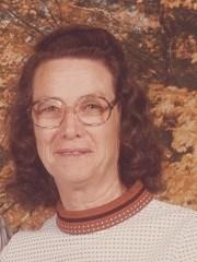 Alma  Presnall