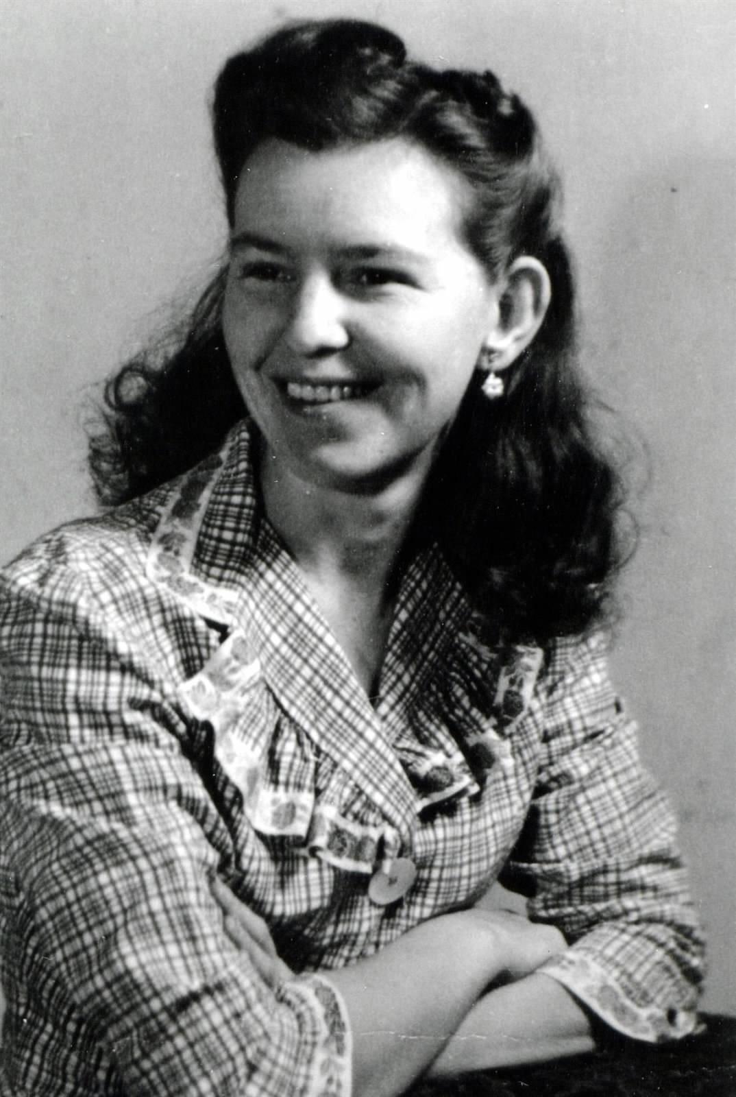 Joan McCracken