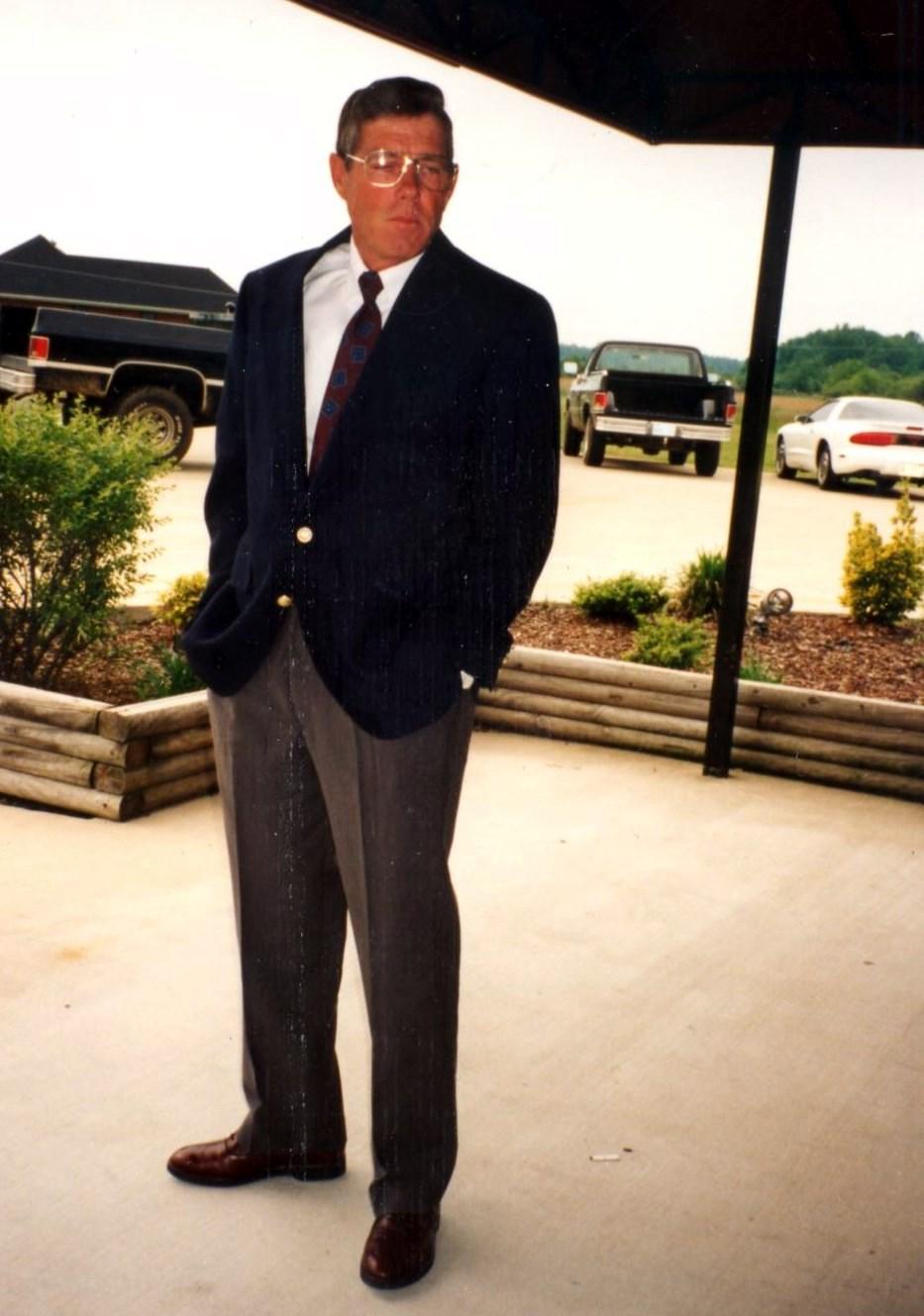 Leonard Wayne  Smith