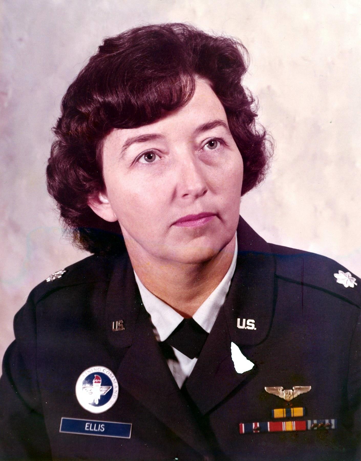 Pauline V.  Ellis