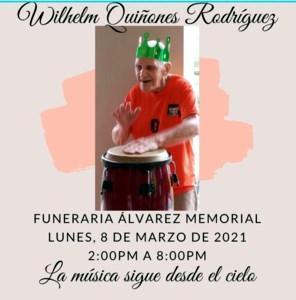 Wilhelm  Quiñones Rodríguez