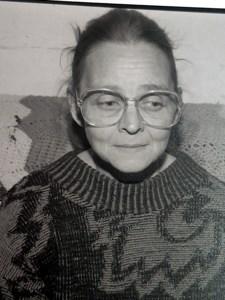 Ruth Marie  Babbs