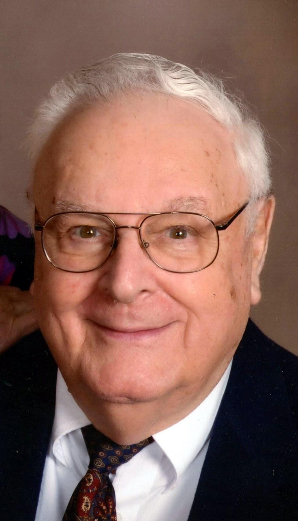 John R.  McNaugher