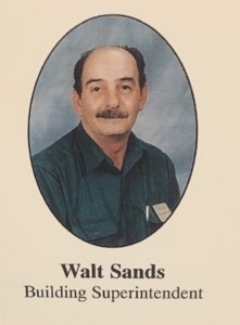 Walter Melton  Sands Jr.