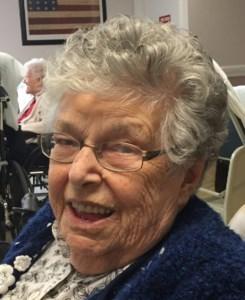 Marguerite D.  McManus