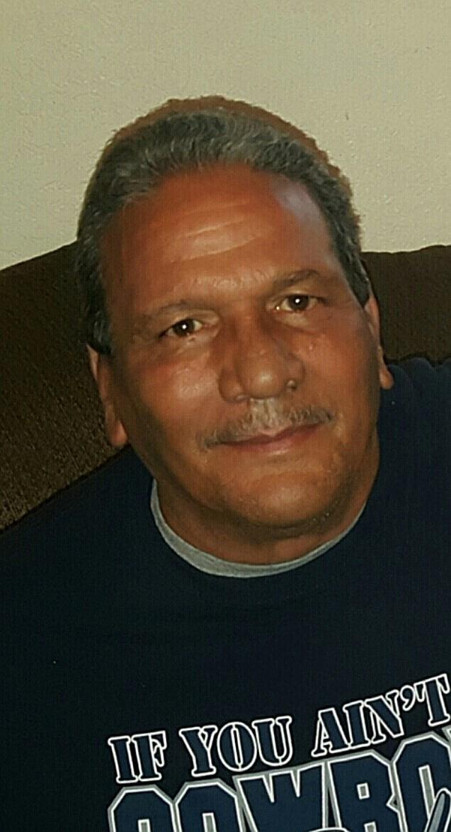 Paul Garza  Martel Sr.