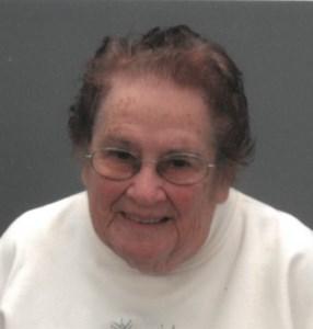 Gladys M.  Webb